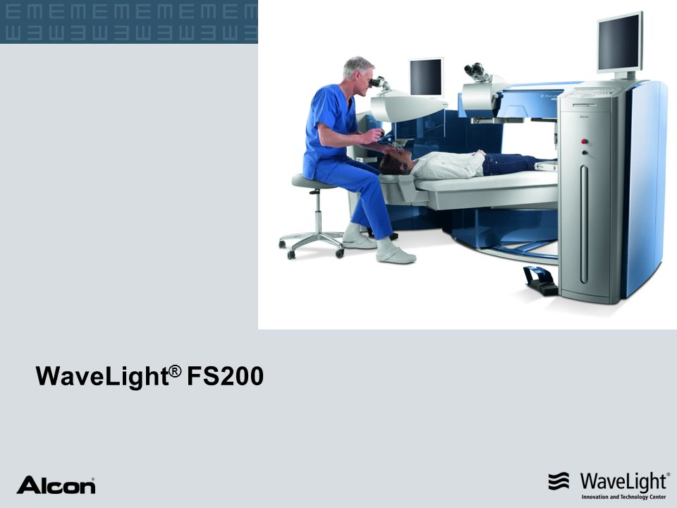 WaveLight® FS200