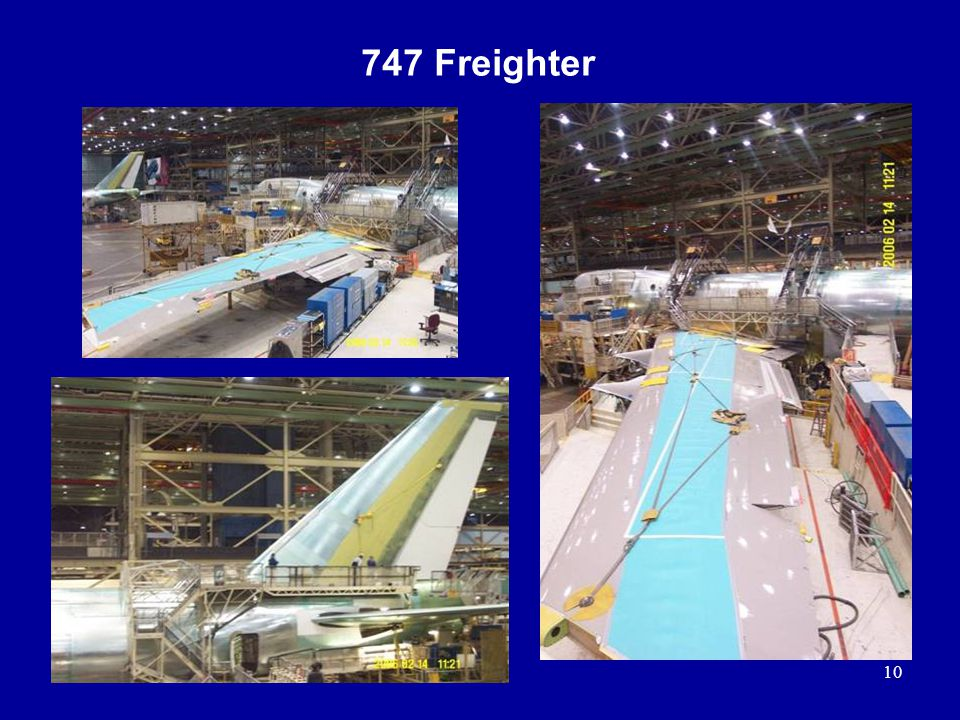 747 Freighter