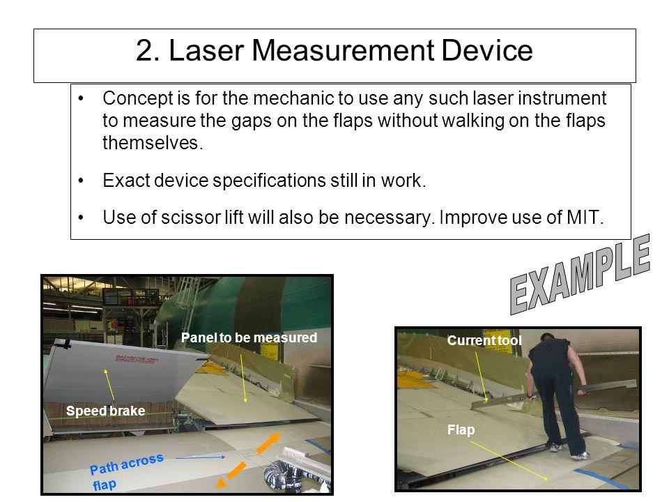 2. Laser Measurement Device