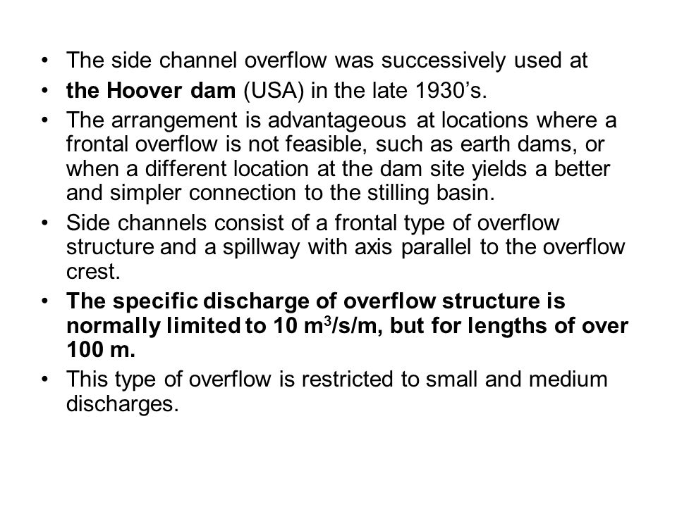 The side channel overflow was successively used at