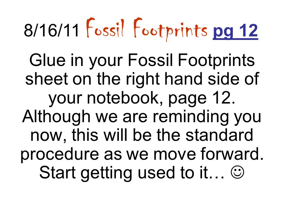 8/16/11 Fossil Footprints pg 12