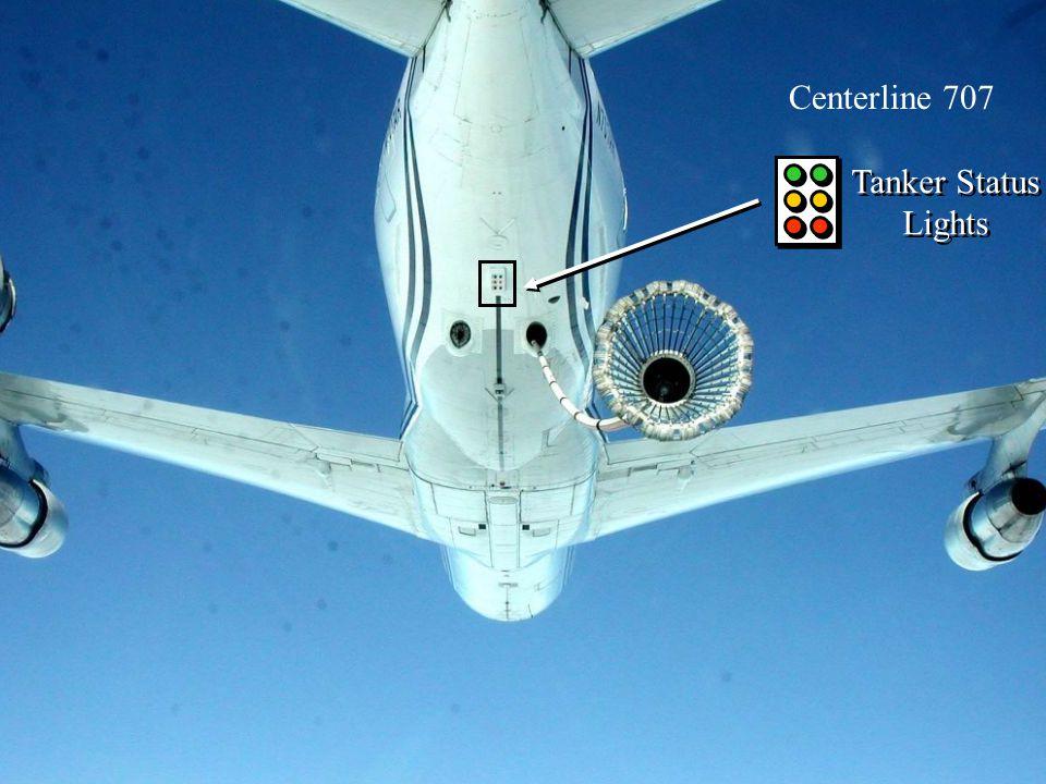 Centerline 707 Tanker Status Lights