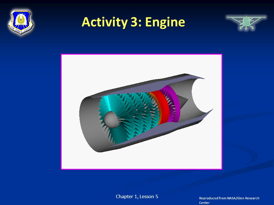 Activity 3: Engine Chapter 1, Lesson 5