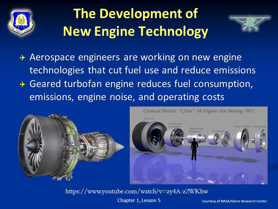 The Development of New Engine Technology