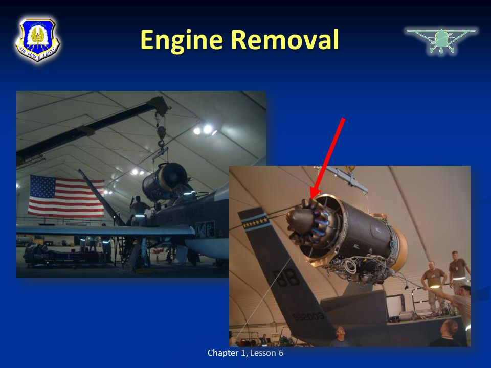 Engine Removal Chapter 1, Lesson 6