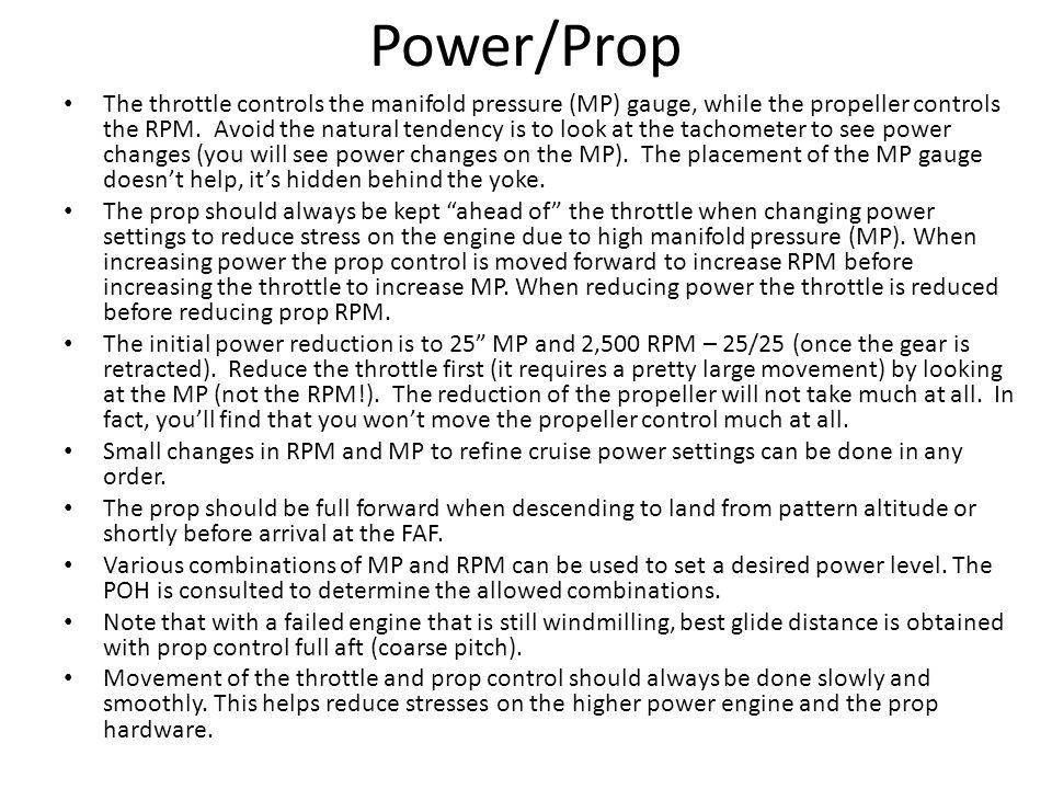Power/Prop