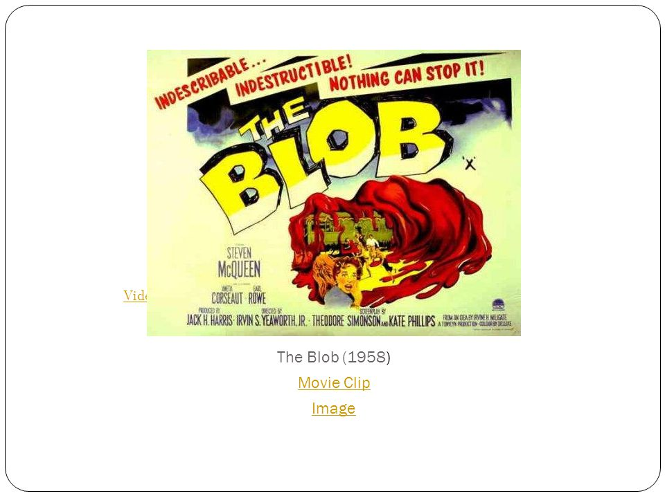 Video The Blob (1958) Movie Clip Image