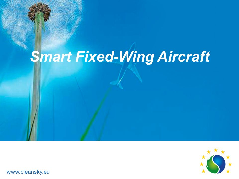 Smart Fixed-Wing Aircraft