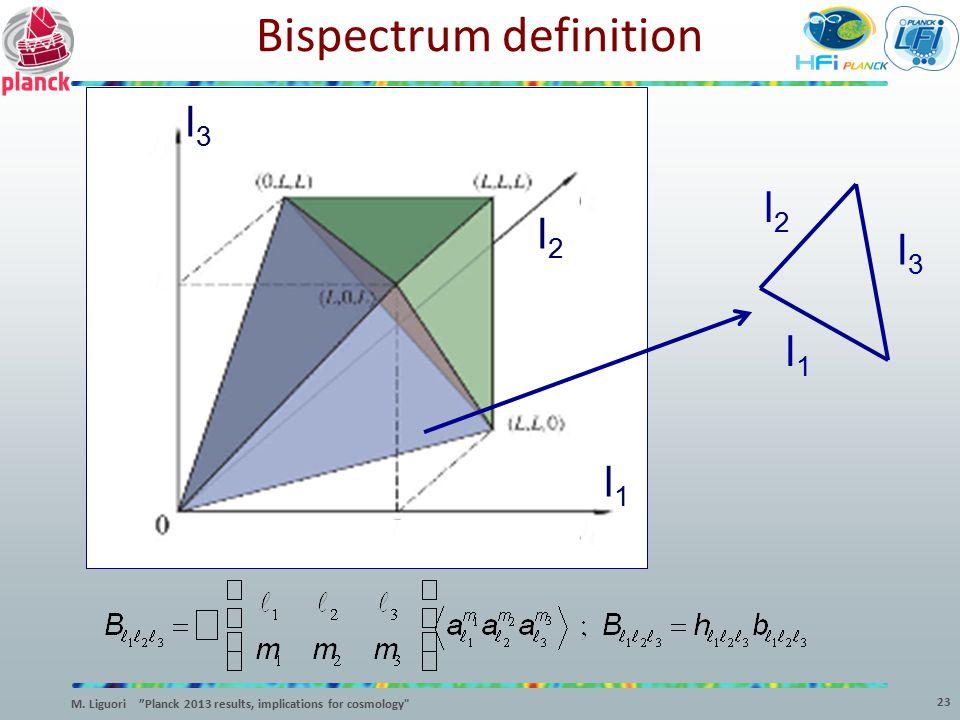 Bispectrum definition