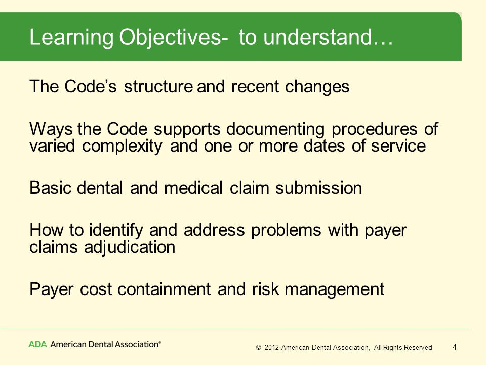 Learning Objectives- to understand…