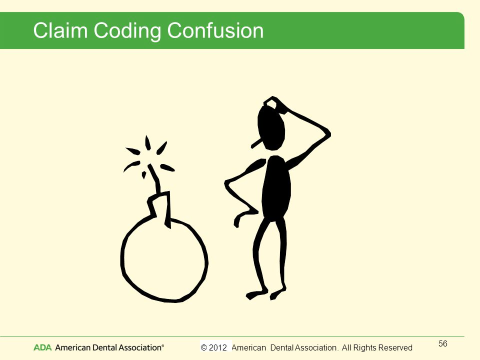 Claim Coding Confusion