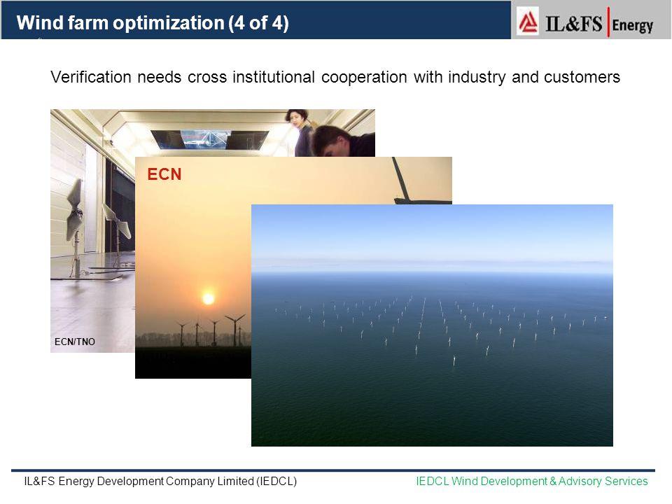 Wind farm optimization (4 of 4)