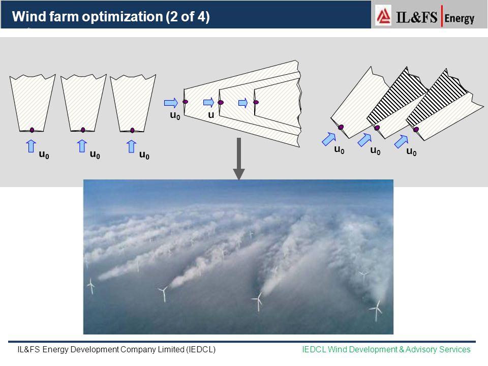 Wind farm optimization (2 of 4)