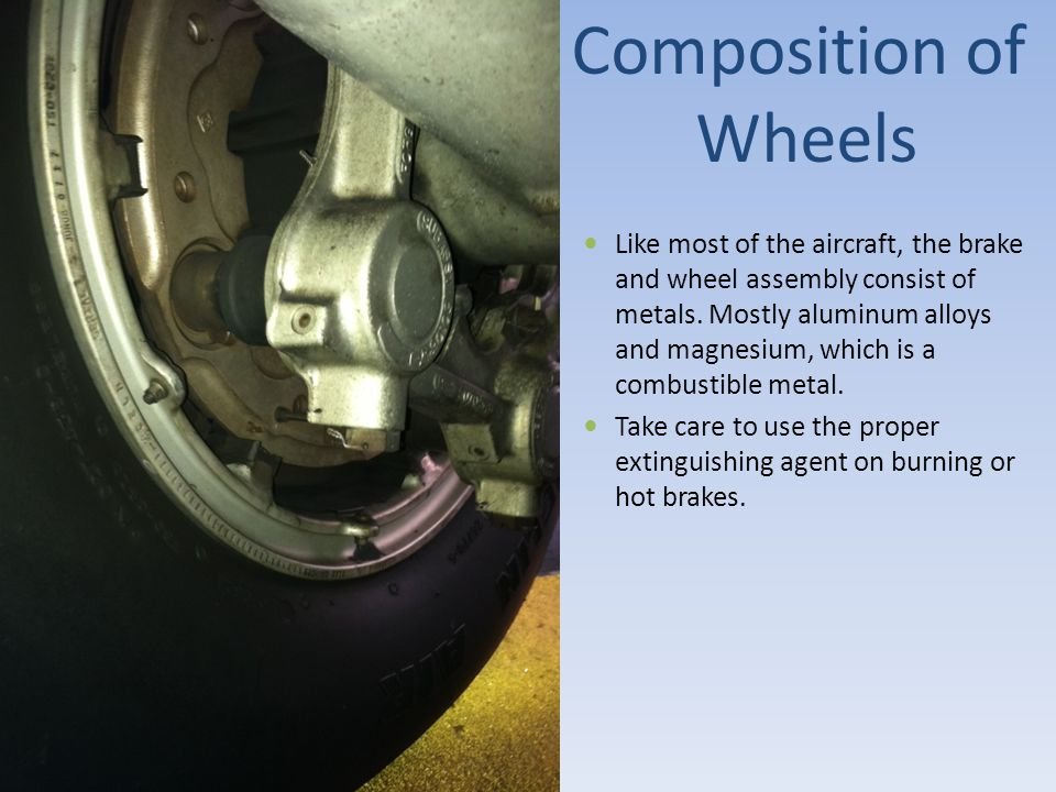Composition of Wheels.