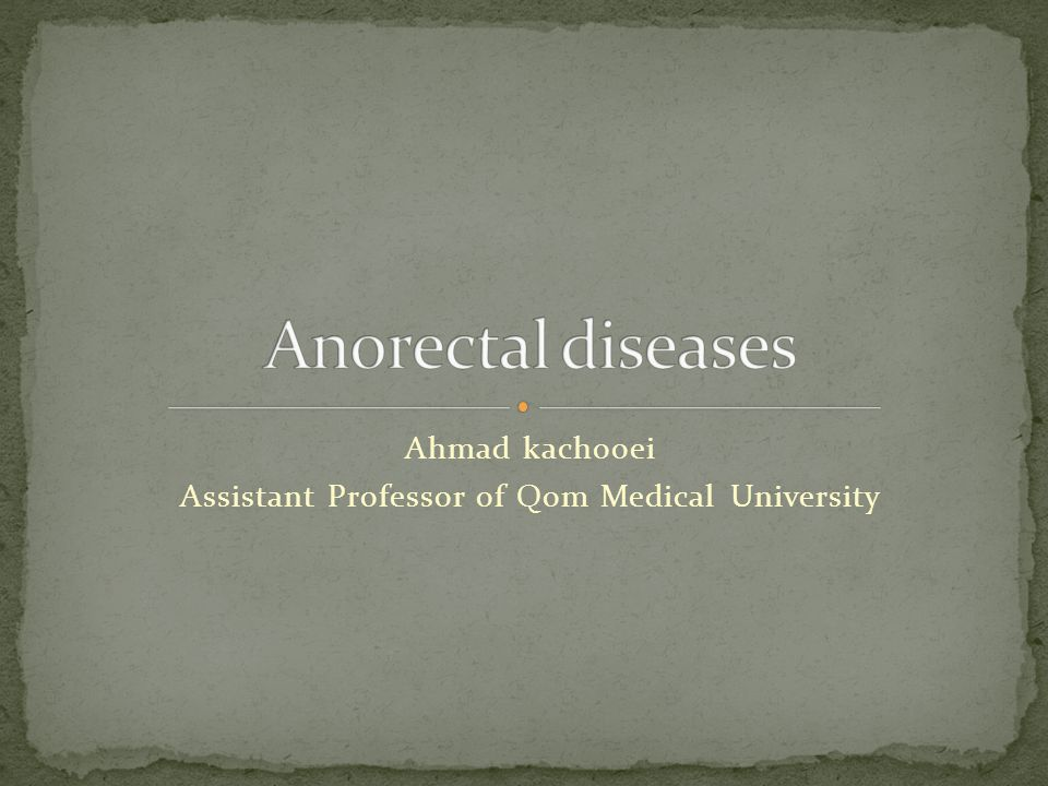Ahmad kachooei Assistant Professor of Qom Medical University