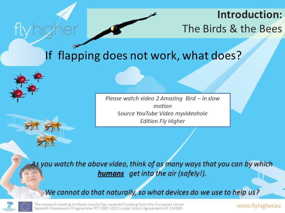 If flapping does not work, what does