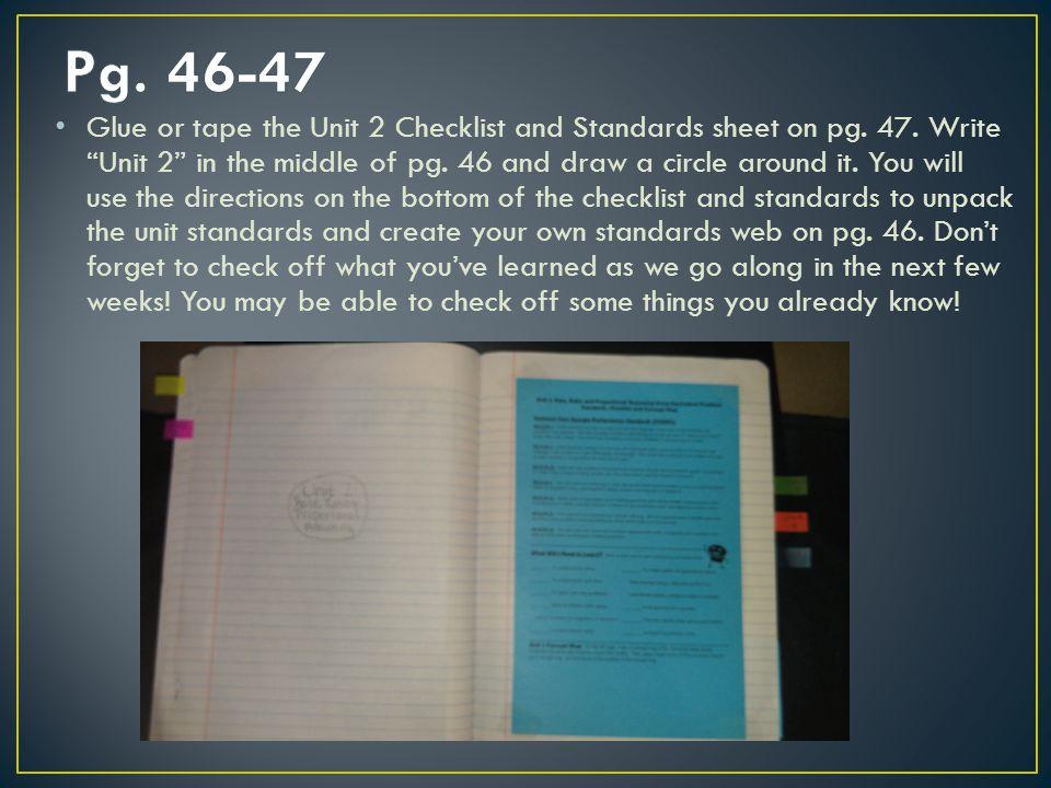 Pg. 46-47