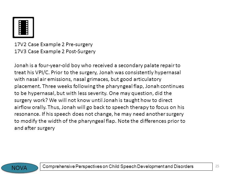 17V2 Case Example 2 Pre-surgery