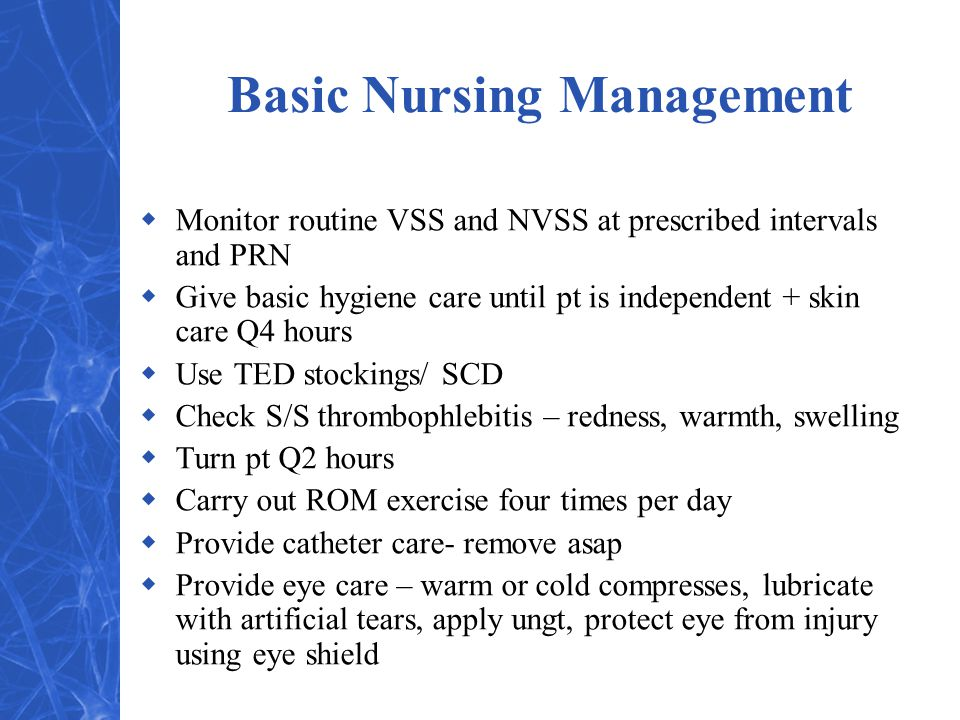 Basic Nursing Management