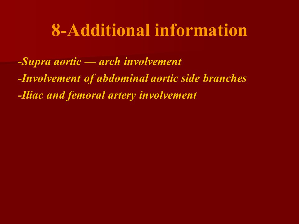 8-Additional information