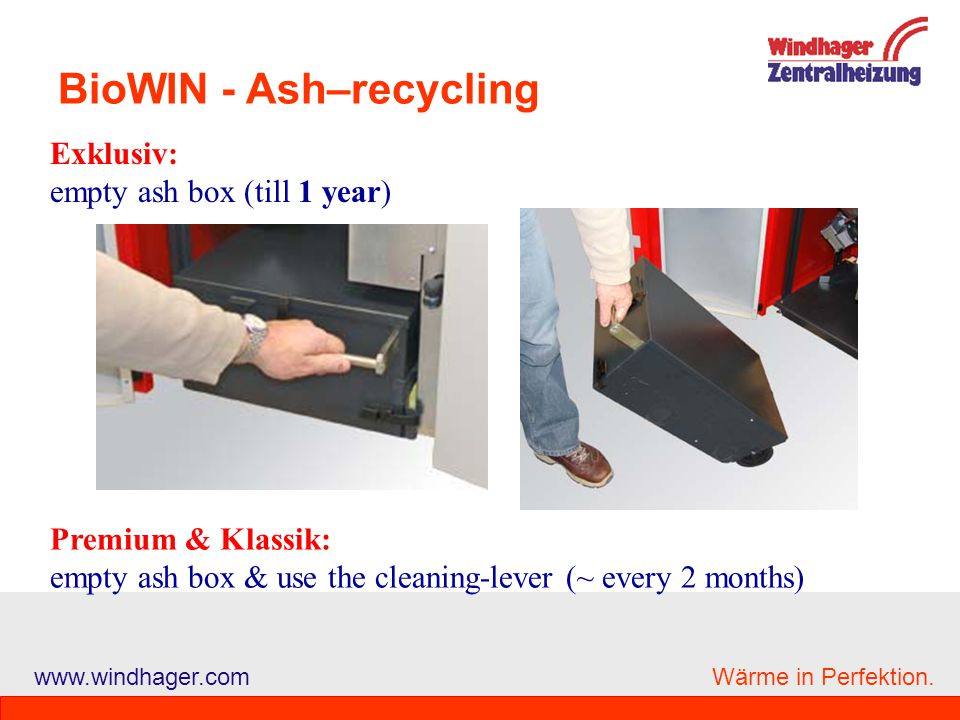BioWIN - Ash–recycling