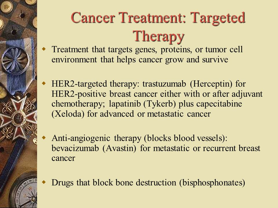 Cancer Treatment: Targeted Therapy