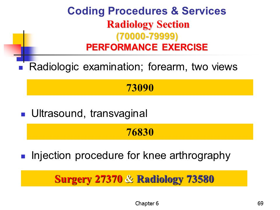 Radiologic examination; forearm, two views