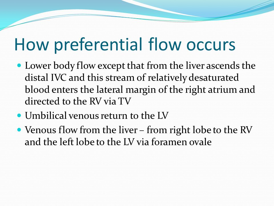 How preferential flow occurs