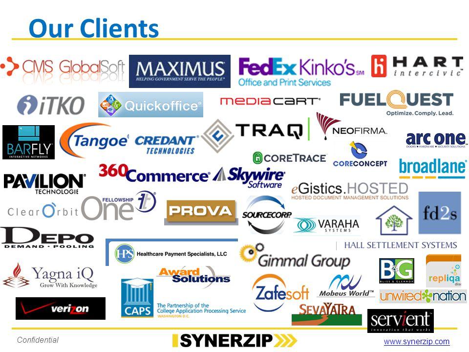 Our Clients 35 35