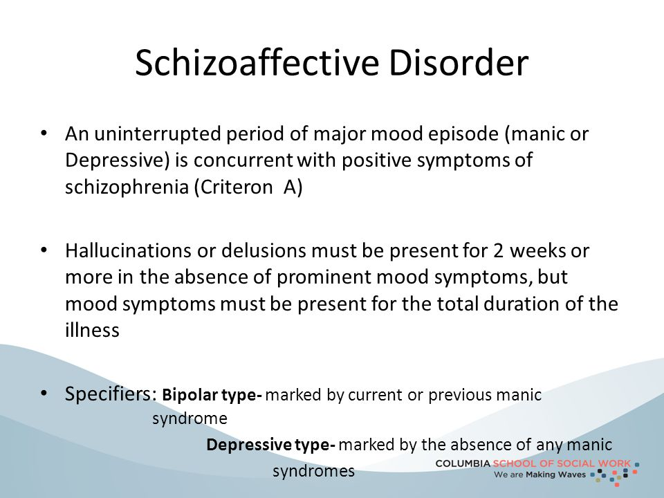 Schizophrenia and other Psychotic Disorders - ppt video online download