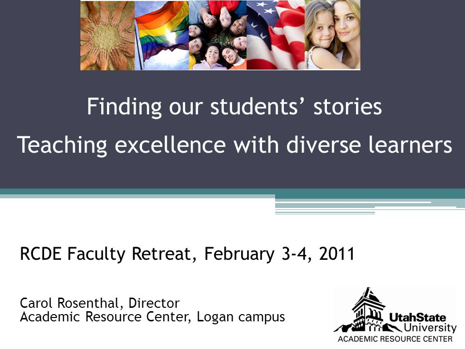 Teaching excellence with diverse learners