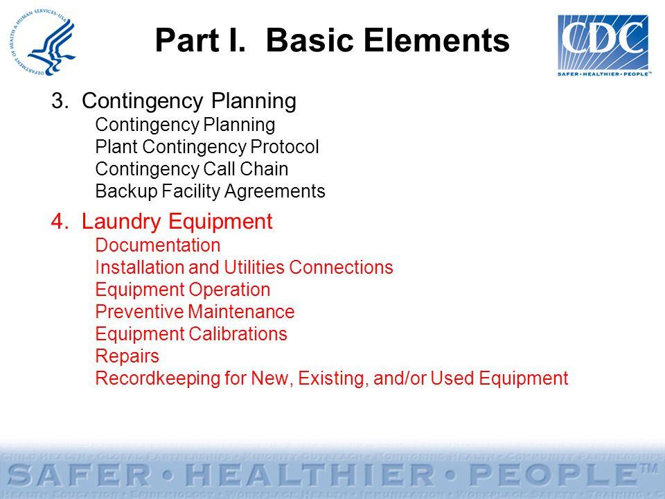 Part I. Basic Elements