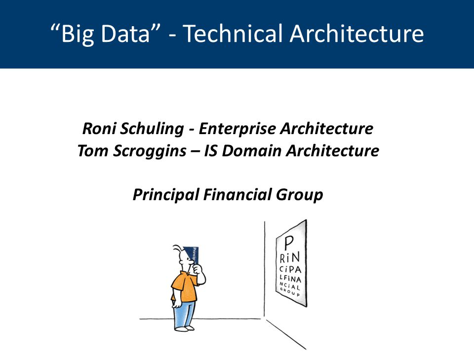 Roni Schuling - Enterprise Architecture