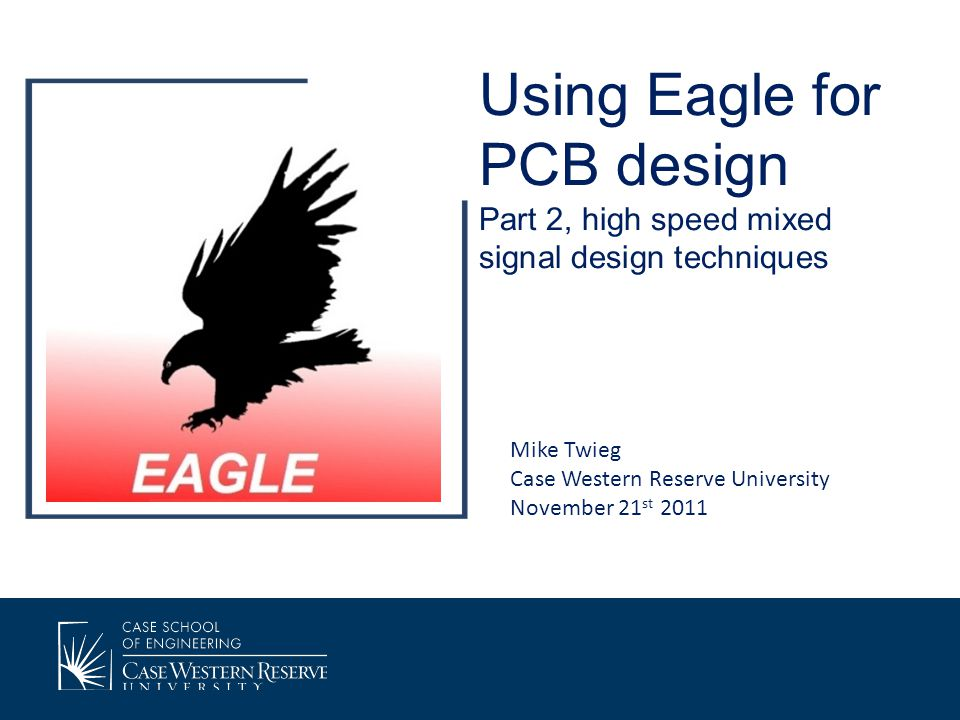 Using Eagle for PCB design - ppt video online download