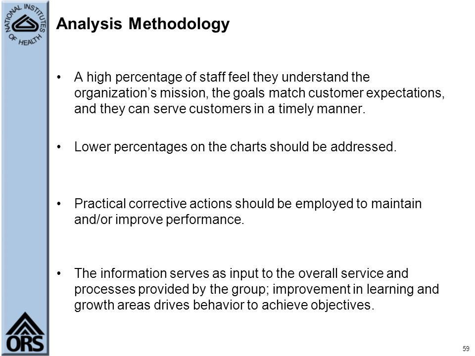 Analysis Methodology
