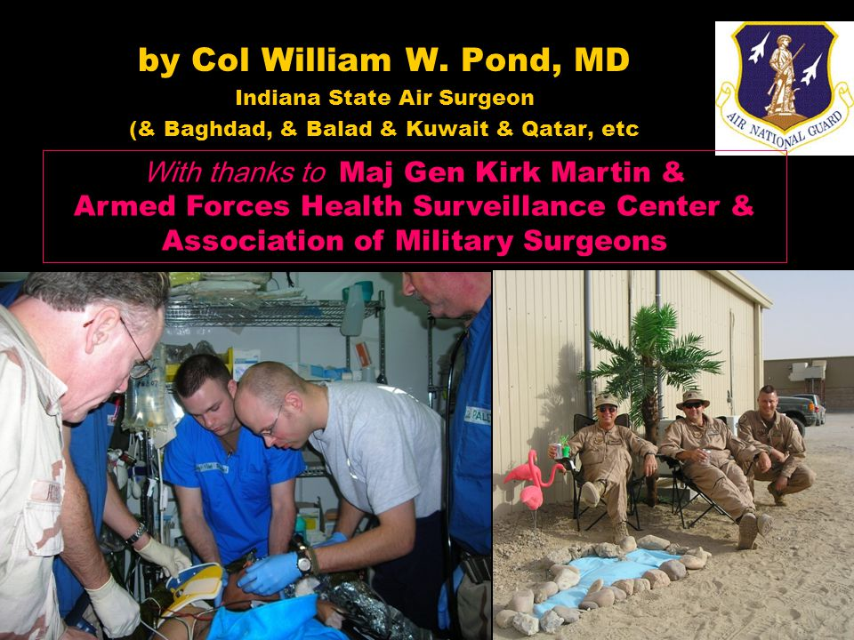 Armed Forces Health Surveillance Center &
