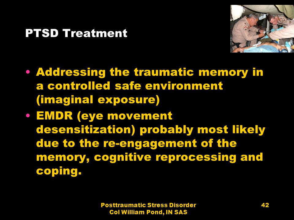 post traumatic stress disorder Review article from the new england journal of medicine — post-traumatic stress disorder.