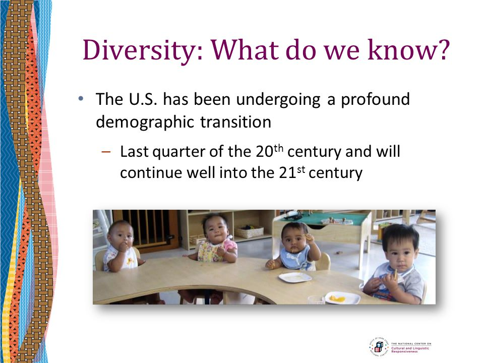 Diversity: What do we know