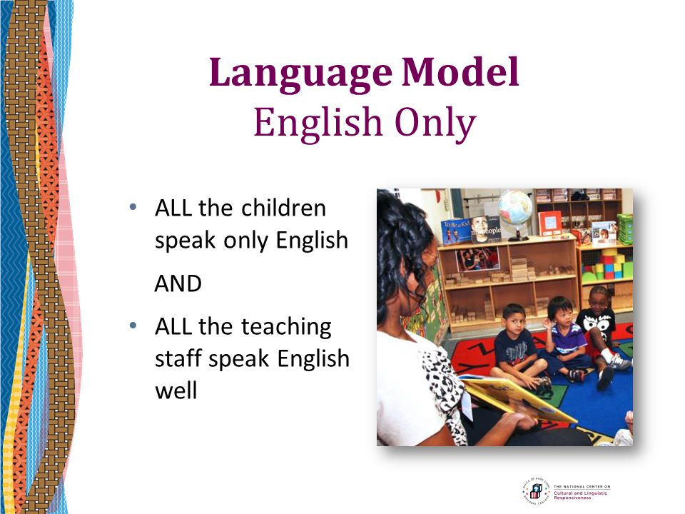 Language Model English Only