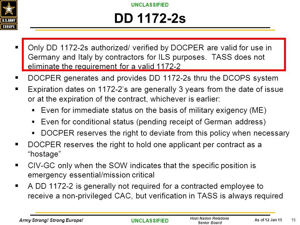 DD 1172-2s