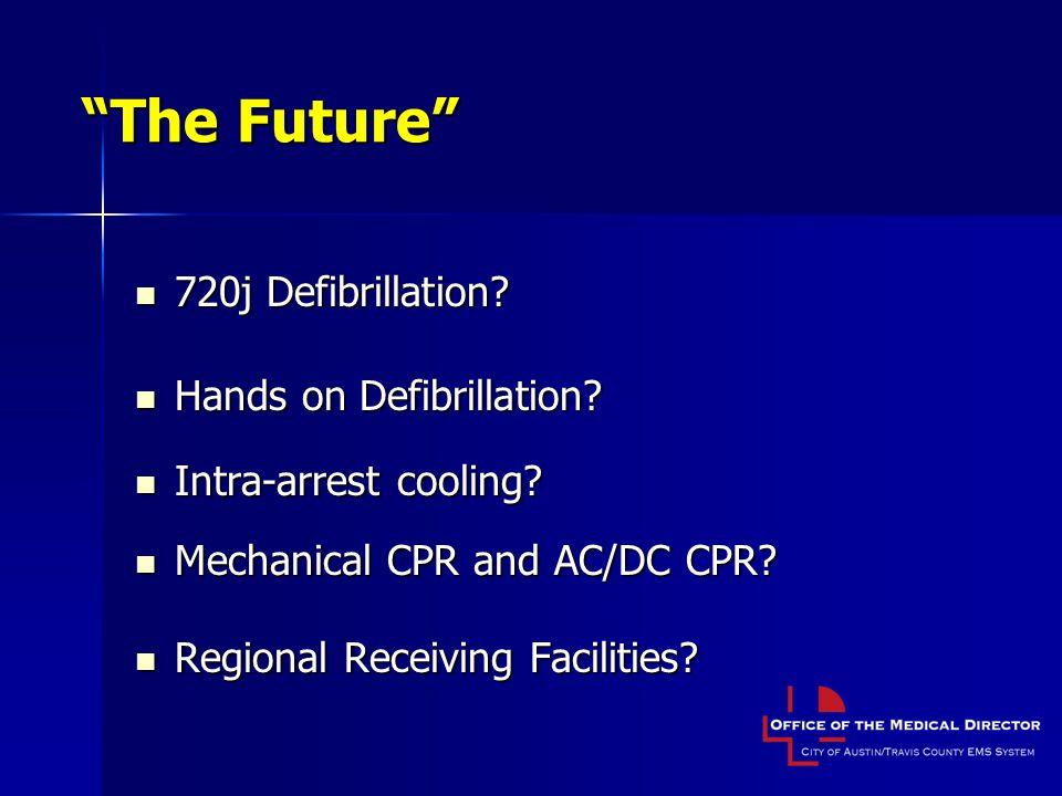 The Future 720j Defibrillation Hands on Defibrillation
