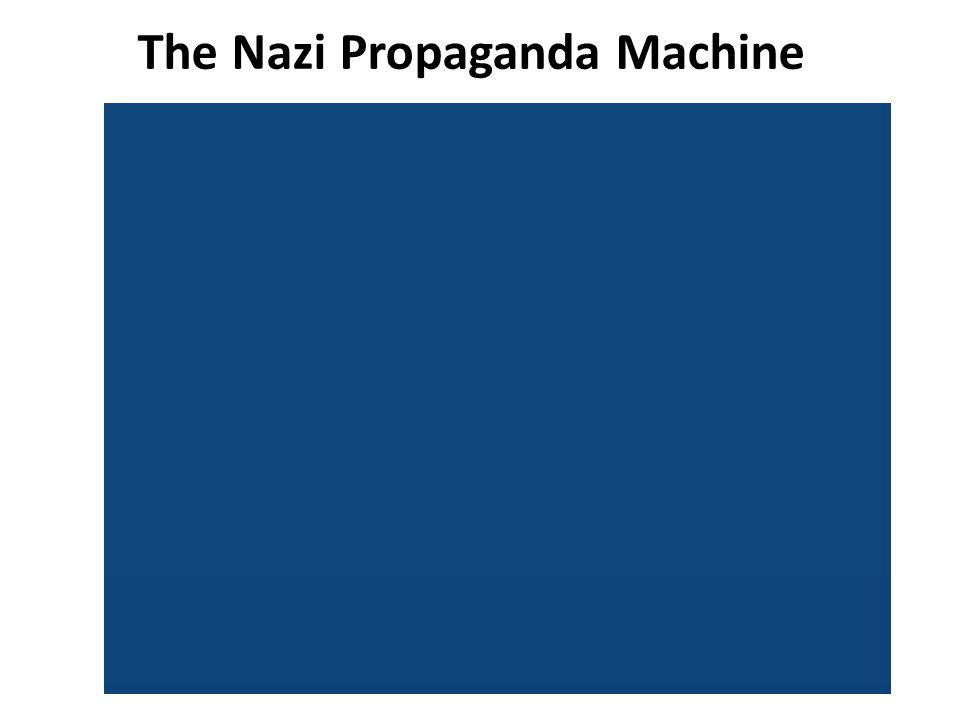 nazi propaganda machine and the effect Paign that has been in effect for years  the homosexual propaganda machine has done its job  homosexual propaganda campaign based on.