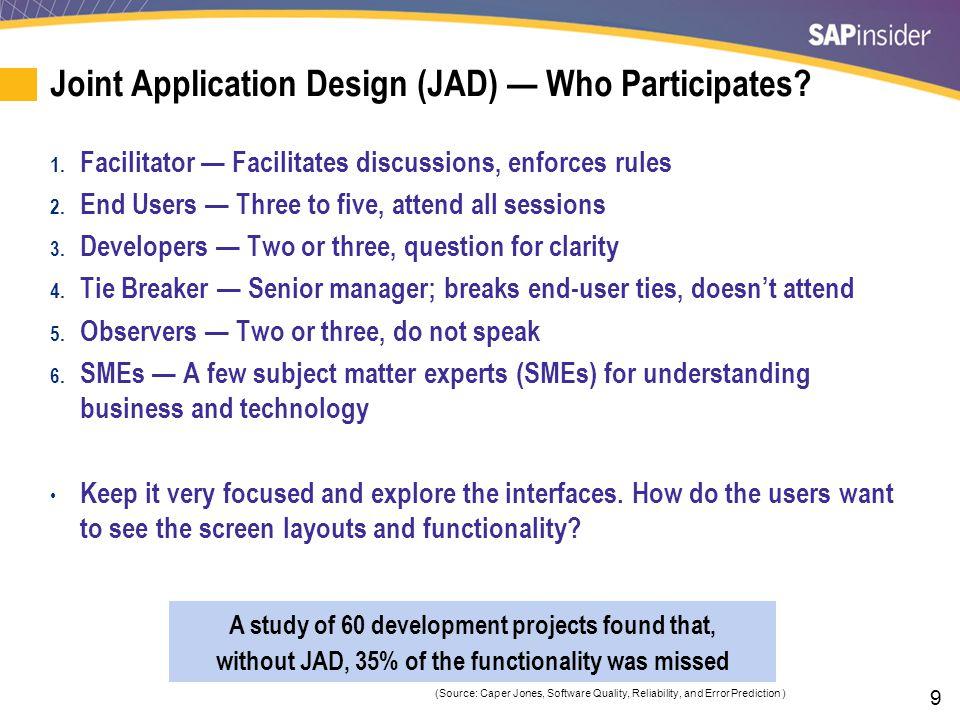 Rapid Application Development (RAD)