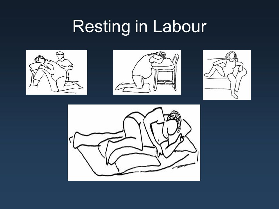 Resting in Labour