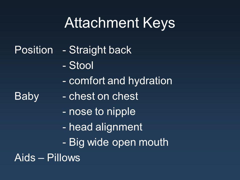 Attachment Keys