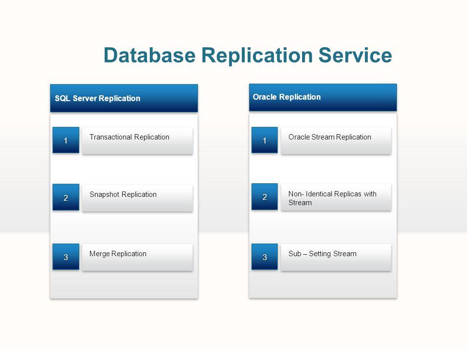 Database Replication Service