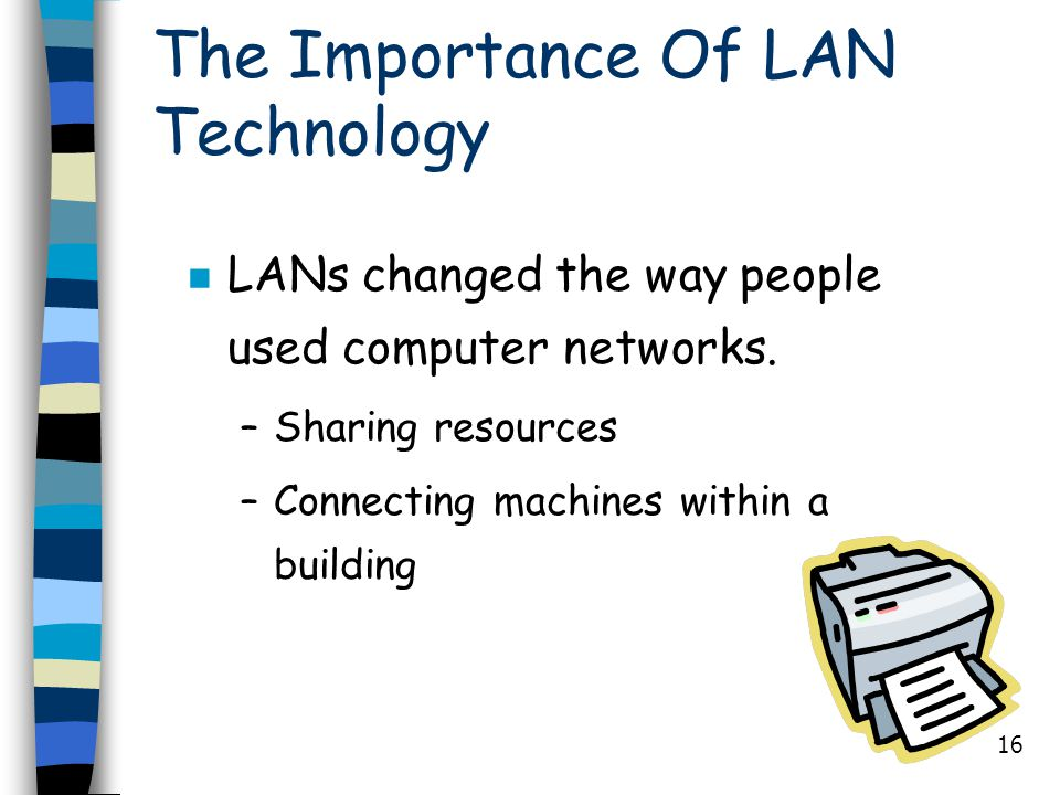The Importance Of LAN Technology