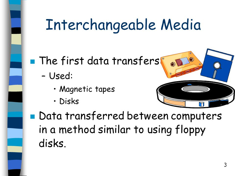 Interchangeable Media