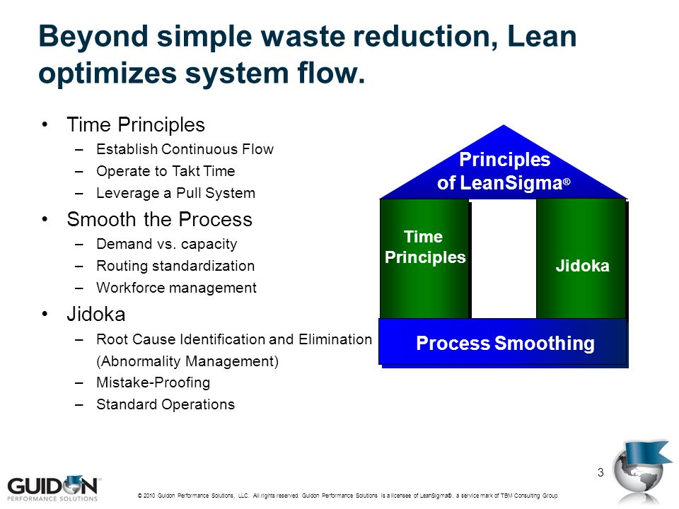 Beyond simple waste reduction, Lean optimizes system flow.