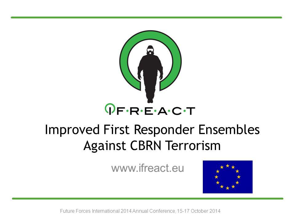 Improved First Responder Ensembles Against CBRN Terrorism